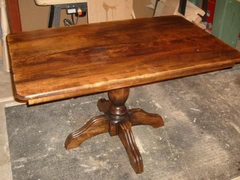 table érable pied massif 1800