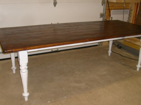 table antique 1400