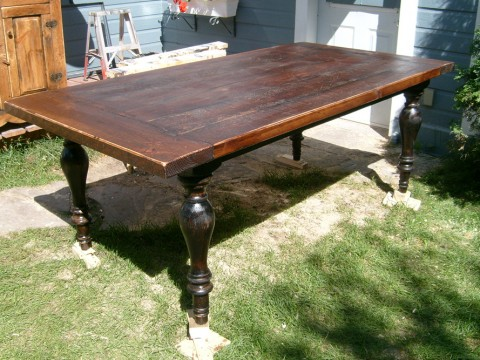 table antique 1800